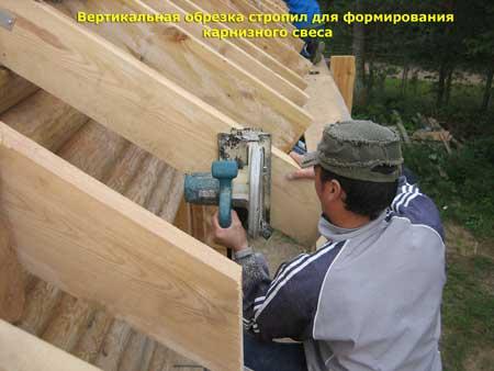 Как построить одноэтажный каркасный дом своими руками