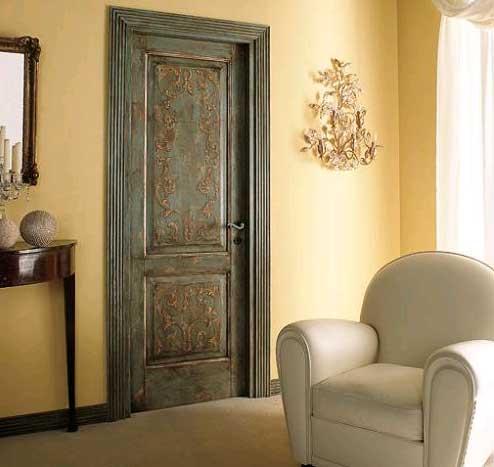 Двери из массива - Юркас Дорс