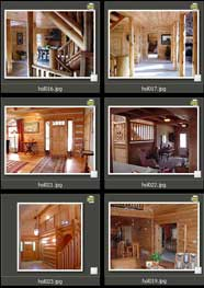 The best wooden houses interiors - world experience (more than 2000 photos) as a gift