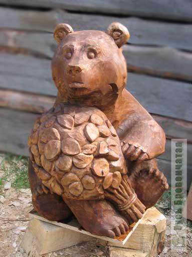Медведи и баня
