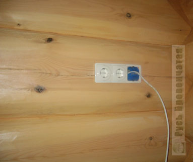 схема электрической проводки в квартире