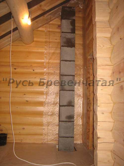 Дымоход в доме на втором этаже варианты монтажа дымохода твердотопливного котла