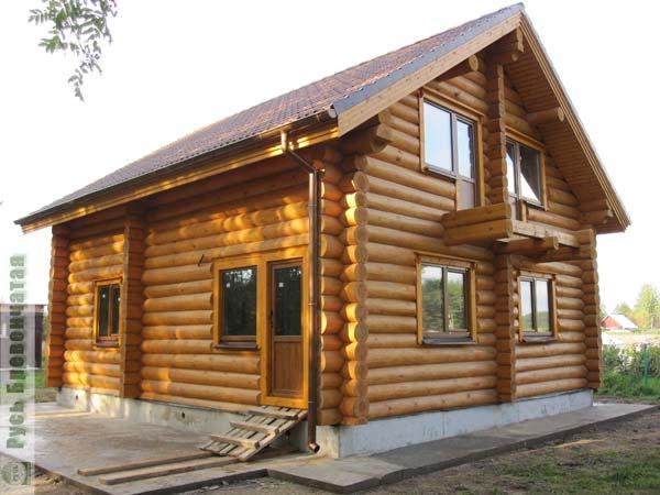 И отделка деревянных домов бани сауны