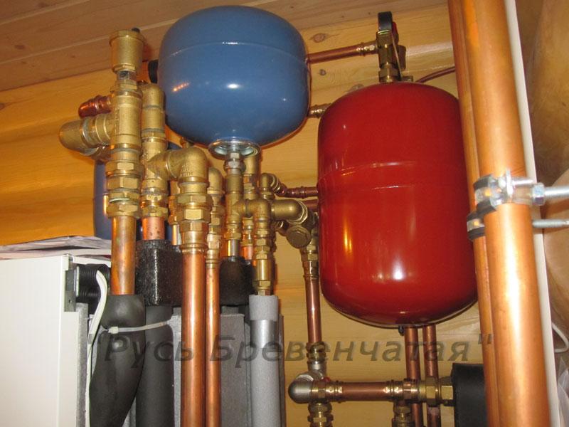 Как сделать геотермальное отопление в частном доме
