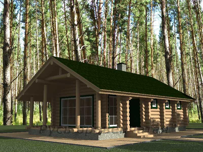 Программа для Проектирования Бревенчатых Домов